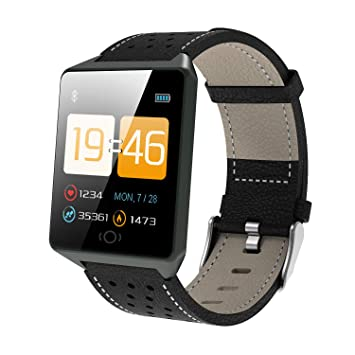 Fitness Tracker Smartwatch IP67: Amazon.es: Electrónica