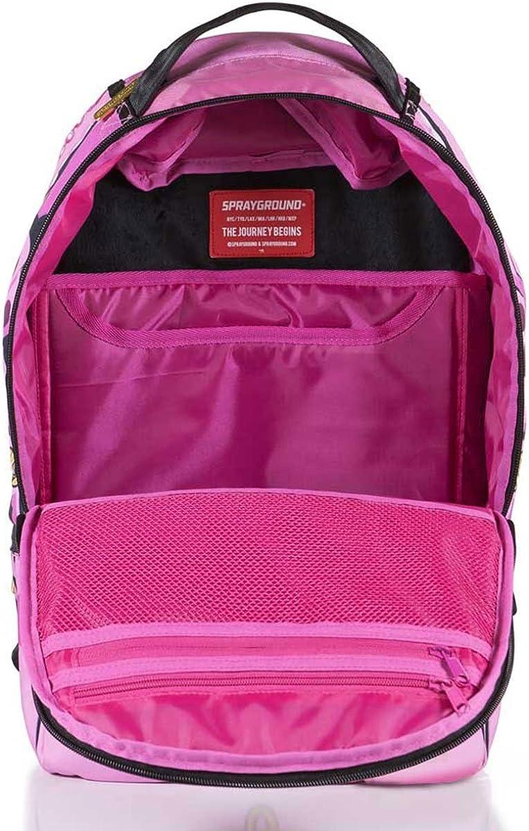 Amazon Com Sprayground Unisex Kitten Grillz Cupcake Mafia Backpack One Size Assorted Casual Daypacks