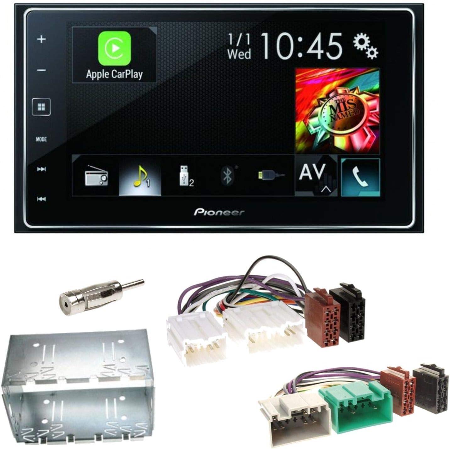 Pioneer Sph Da120 Moniceiver Mit Usb Dvd Und Bluetooth Elektronik