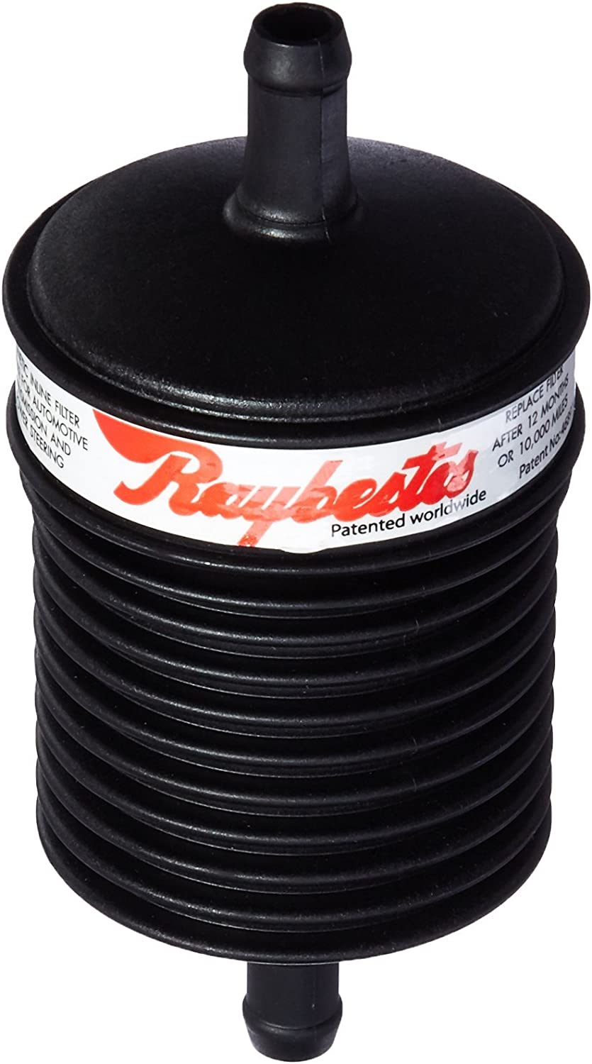 Raybestos Powertrain Inline Magnetic Automatic Transmission Filter 3//8 was suppressed