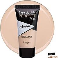 Base Líquida Perfect Face 01, Marchetti, Bege