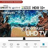 """Samsung UN49NU8000 49"""" NU8000 Smart 4K UHD TV"""
