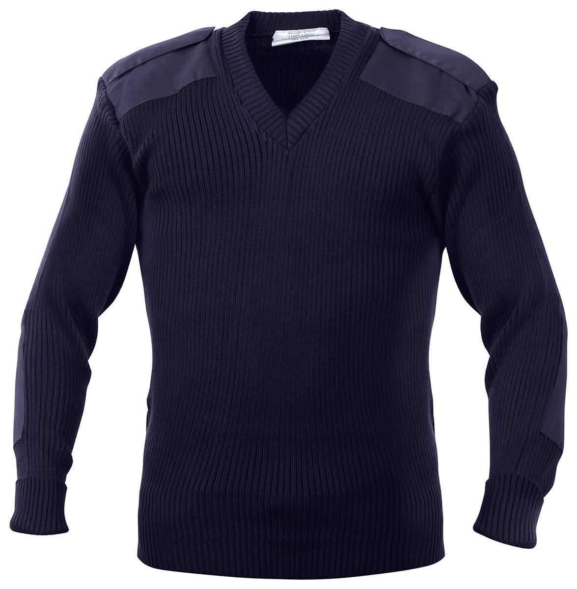 Rothco Acrylic V-Neck Sweater 6346NVY