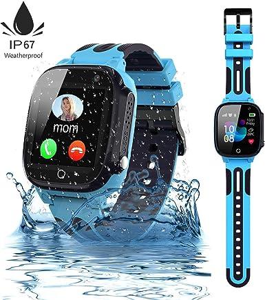 Amazon.com: Jsbaby - Reloj inteligente para niños con GPS y ...