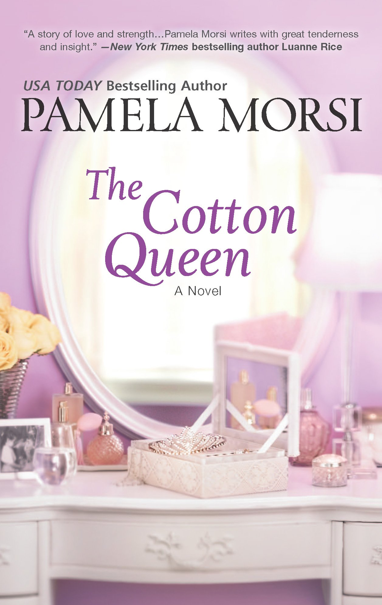 The Cotton Queen ebook