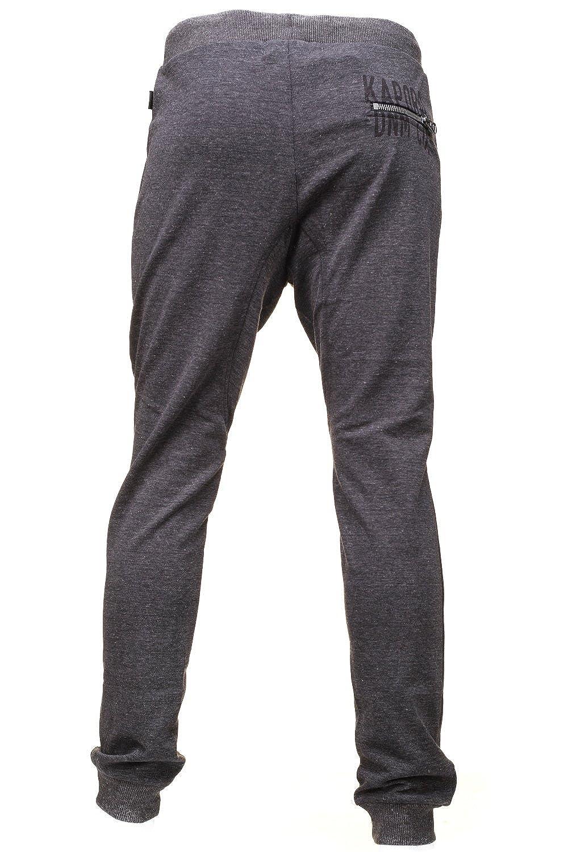 1fb7750c0159d Kaporal 5 - Gib dark grey mel pant jr - Pantalon de survêtement - Gris  anthracite chiné - Taille 10ans  Amazon.fr  Vêtements et accessoires