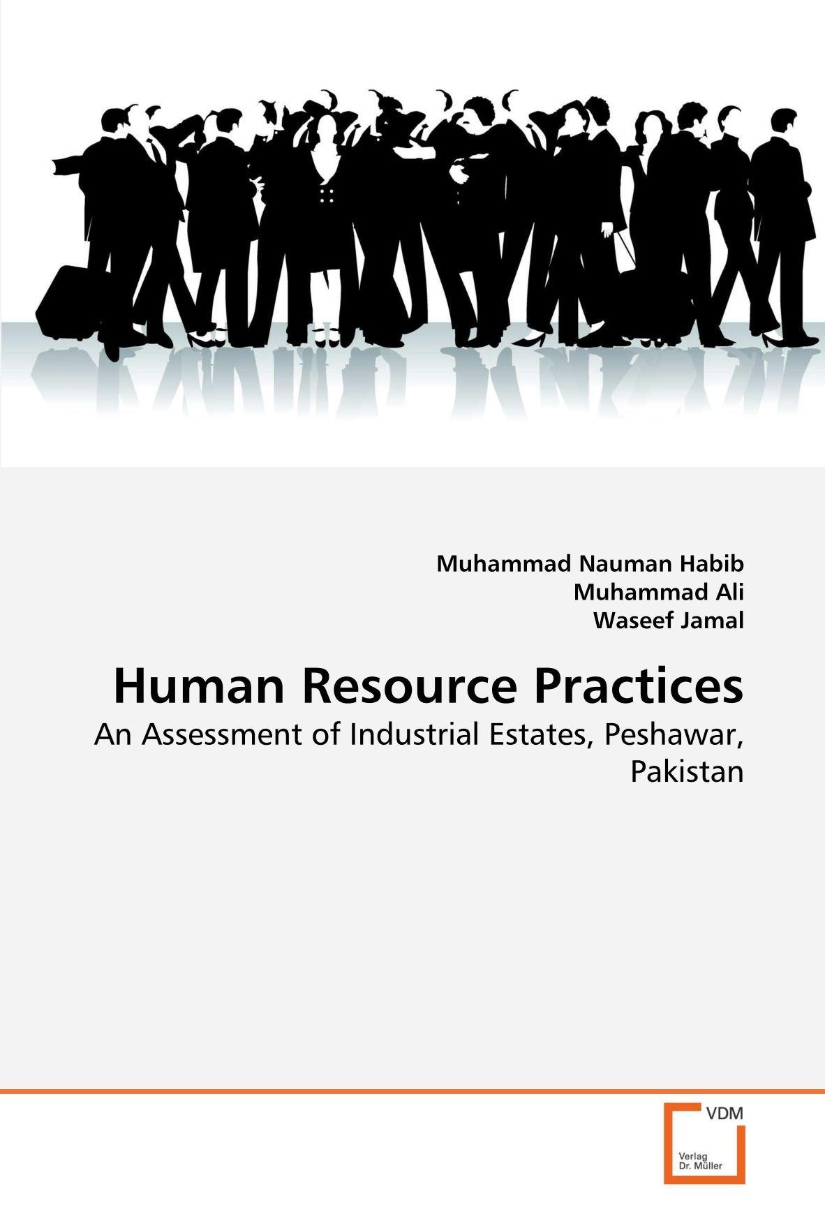 Human Resource Practices: An Assessment of Industrial Estates, Peshawar, Pakistan pdf