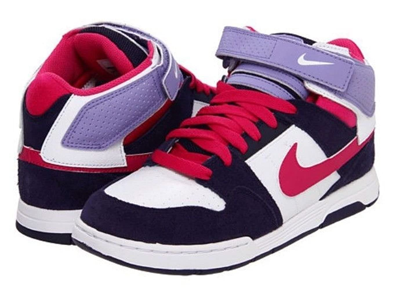 grand choix de 54f39 7764b Nike 6.0 Mogan Mid 2 Jr G Girl Athletic Shoes Size 6
