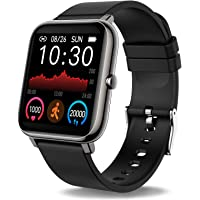 Smartwatch, Smart Watch with Heart Rate Monitor, Chronometers, Calories, Sleep Monitor, ...