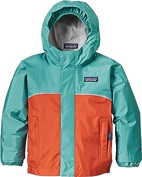 c092d3a00 Patagonia Toddler Boys' Torrentshell Rain Jacket (Cusco Orange, 4T):  Amazon.co.uk: Sports & Outdoors