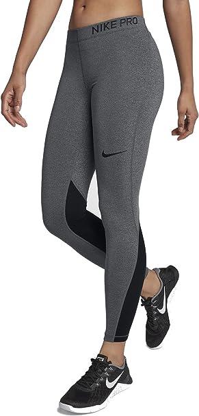 Moderne Damen Leggins Sport Tight Hose von NIKE Größe L