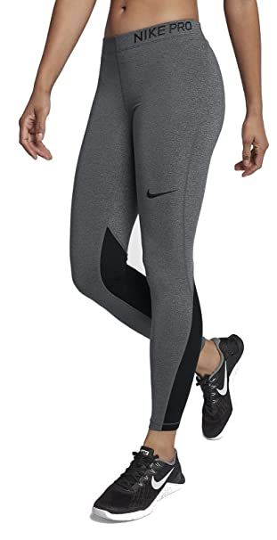331211c54 Nike Pro Tights - Mallas para Mujer  Amazon.es  Ropa y accesorios