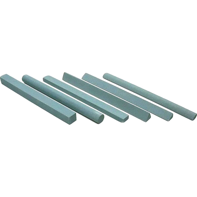 6 Silicon Carbide Sharpening Stones Blade Sharpeners
