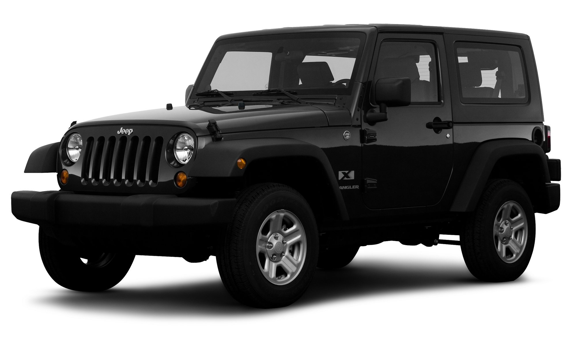 Amazoncom 2008 Jeep Wrangler Reviews Images and Specs Vehicles