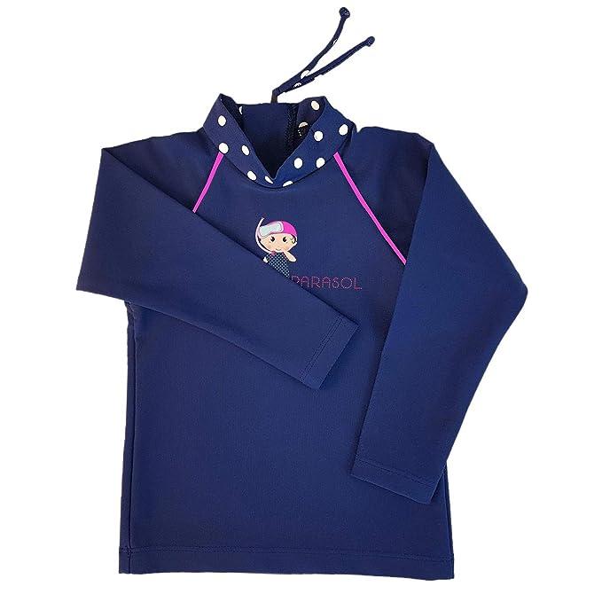 mayo Parasol Camiseta de baño Anti-UV para bebé Camiseta de Bano ...