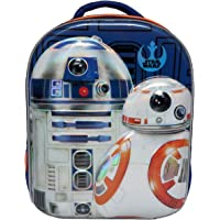 Star Wars 16 Robo Buddies Kids Backpack with Sound and Lights - Blue