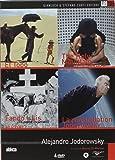 Box Alejandro Jodorowsky (4 DVD)