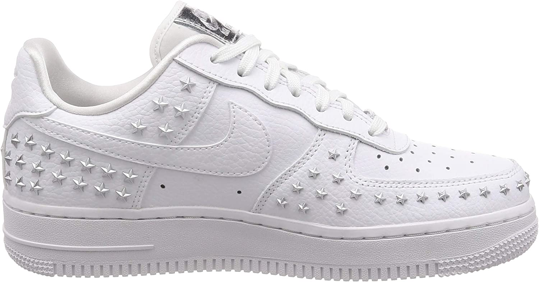 Nike Wmns Air Force 1 '07 XX Ar0639 100, Scarpe da Ginnastica Basse Donna