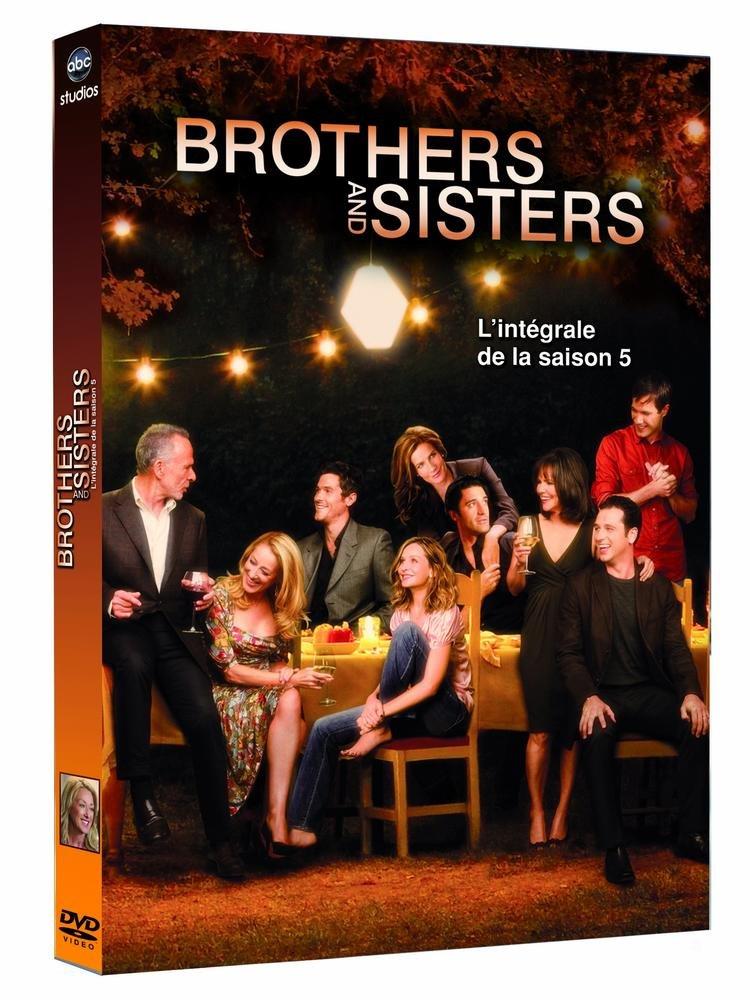 Brothers & Sisters - Saison 5 [Francia] [DVD]: Amazon.es ...
