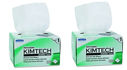 Kimberly-Clark Kimtech Science kimwipes delicado tarea desechables limpiaparabrisas, 8 – 25/64