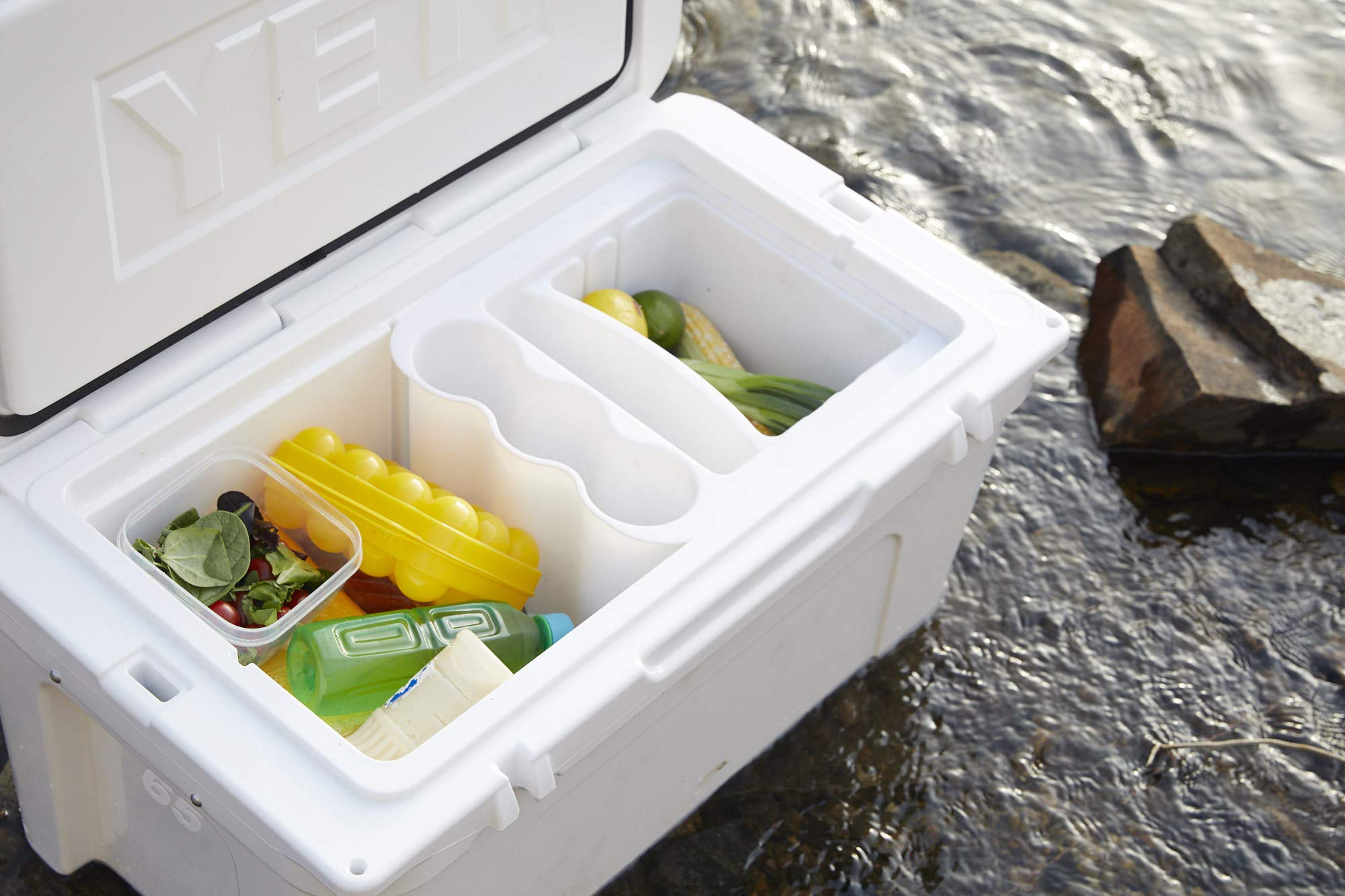 JOEE Small Cooler Organizer (Small) 11'' Wide- The World's Best Cooler Accessory with 5 Amazing Features Order Now by JOEE