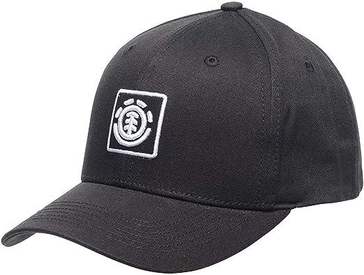 Element Treelogo Cap Caps, Hombre, Eclipse Navy, One Size: Amazon ...
