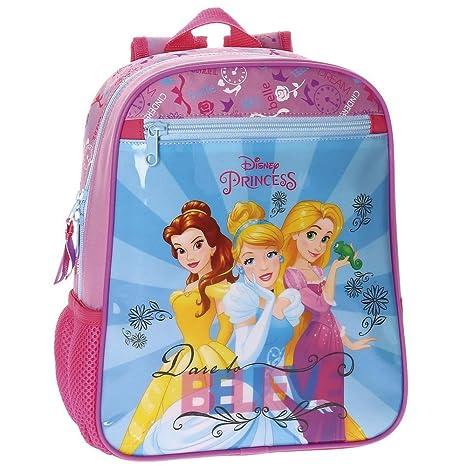 41d5beda8f8 Princesas Disney 40821B1 Mochila infantil  Amazon.es  Equipaje