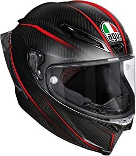 AGV Pista GP-R GP-9 Adult Helmet - Red / X-Large