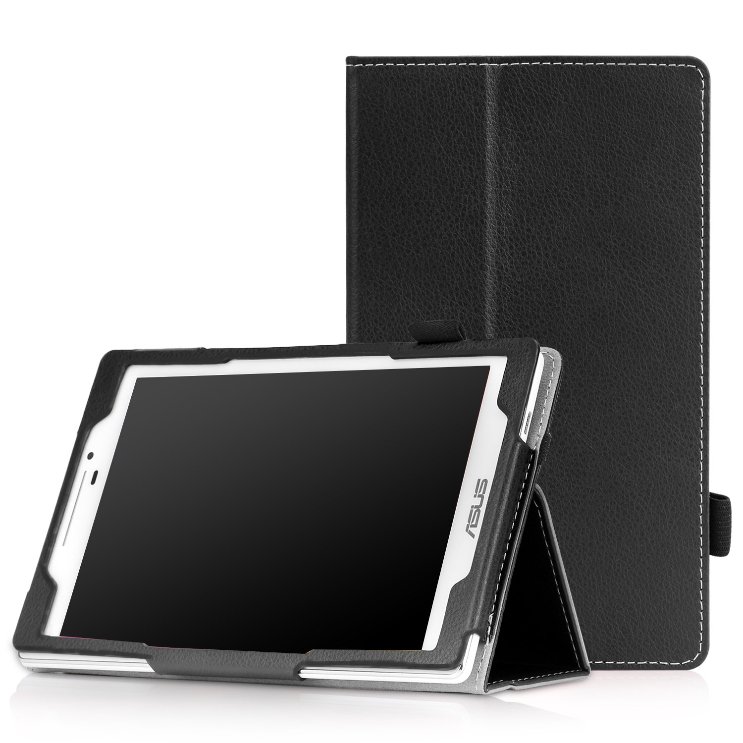 best loved 8fae5 465c3 MoKo ASUS ZenPad Z 7.0 Z170C Case - Ultra Compact Lightweight Protection  Slim Folding Cover Case for 2015 Release ASUS ZenPad C 7.0 Z170C / Z170CG /  ...
