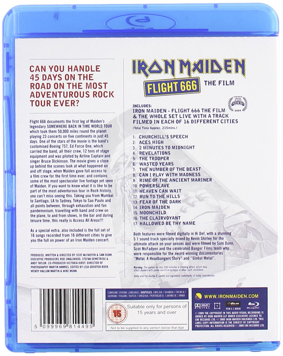 Flight 666 Iron Maiden Music Mariner 10 Launch Labelled Diagram Of