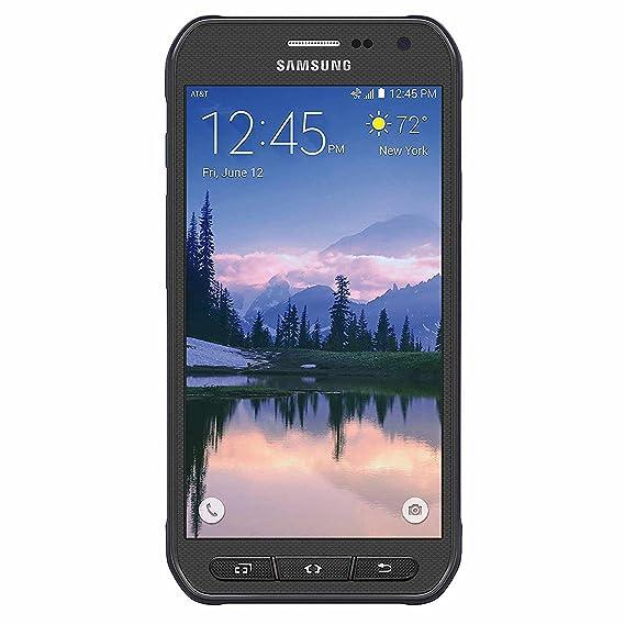 timeless design 044be e09ff Amazon.com: Samsung Galaxy S6 Active G890A (64GB) 5.1