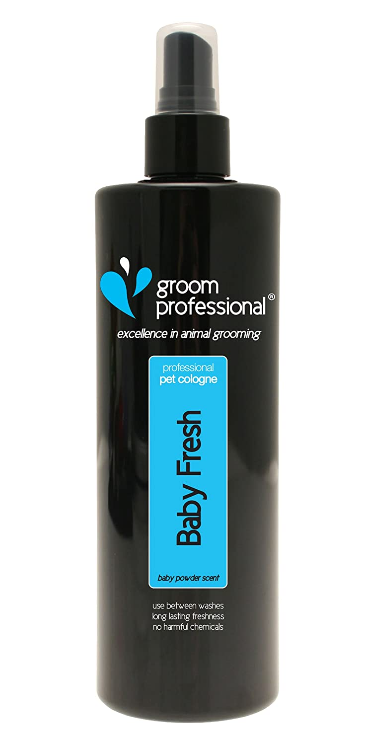 Groom Professional Colonia para mascotas, de la marca, modelo Baby Fresh, 500 ml: Amazon.es: Productos para mascotas