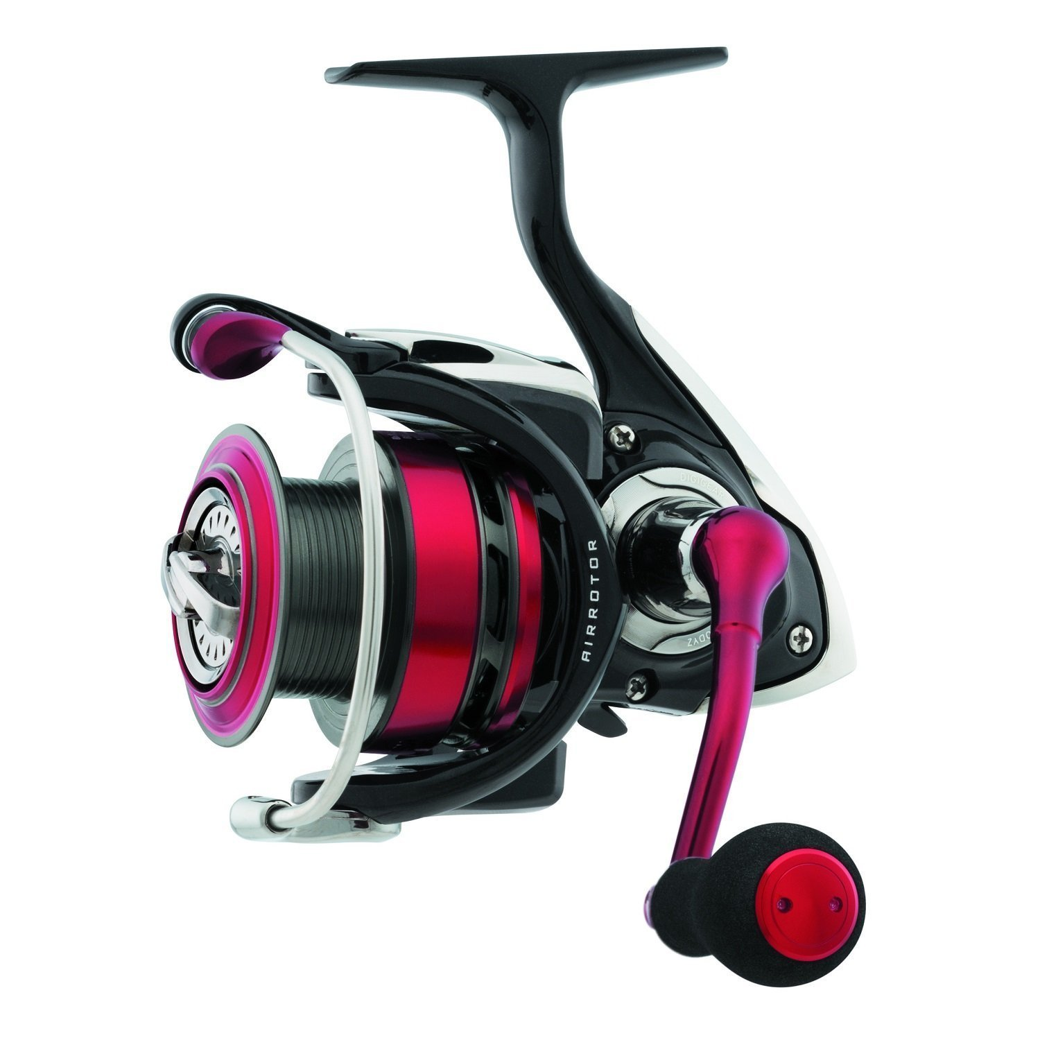 Daiwa Fuego 6.0:1 2500 8BB Spin Reel 10# Box, 140 yd by Daiwa