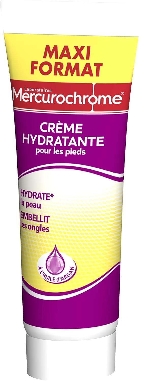 MERCUROCHROME 050991 Crème Hydratante Grand Format 150 ml - Lot de 4