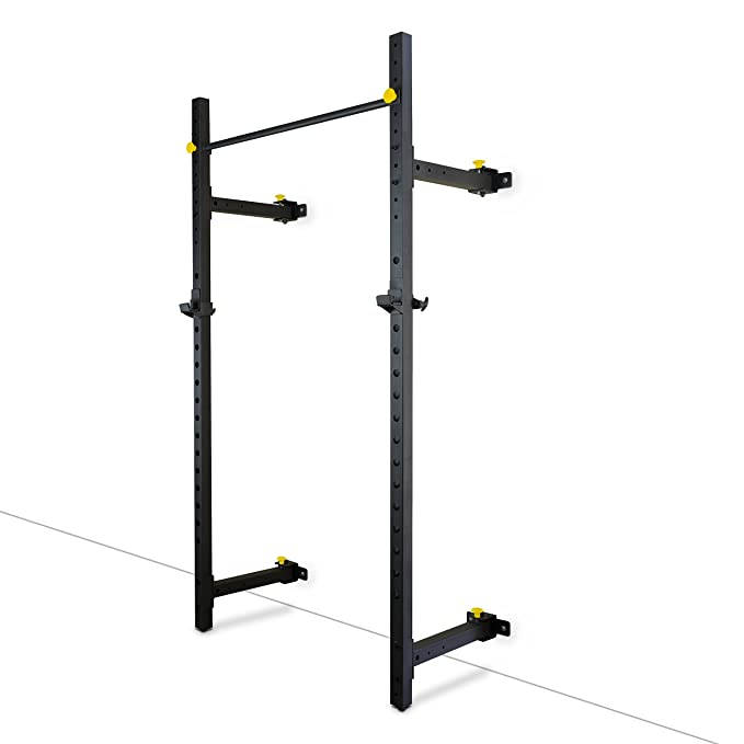 Valor PRO BD-20 Wall Mount Foldable Squat Rack