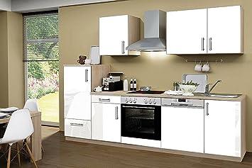 Amazon.de: idealShopping GmbH Küchenblock ohne Elektrogeräte Premium ...
