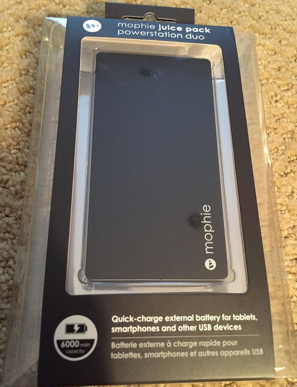 Mophie Powerstation Duo - Cargador para Tablet: Amazon.es: Informática