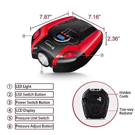 Breezz Portable Air Compressor