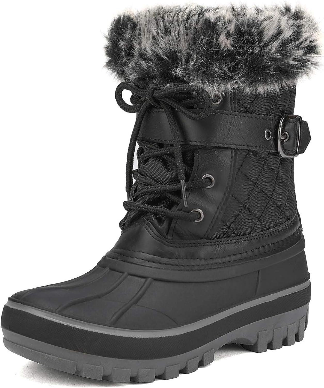 White /& Fuchsia NEW GIRL/'S FASHION WINTER SNOW BOOTS SIZE 9-4 Black