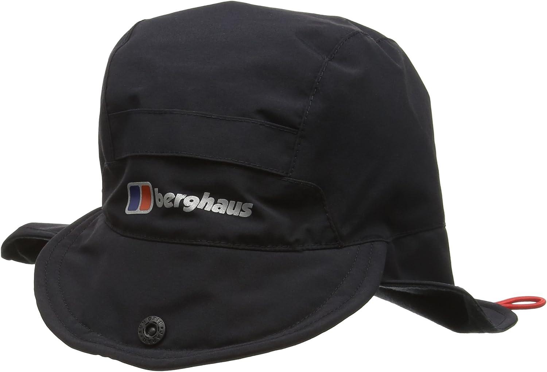 Berghaus Hydro Shell - Gorra con solapa impermeable para hombre ...