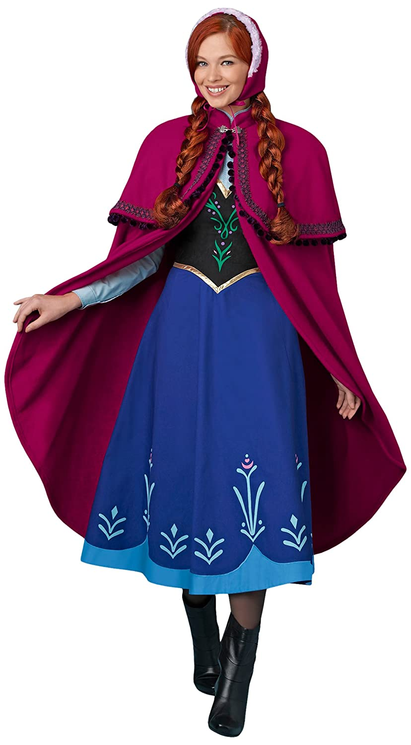Amazon.com Simplicity Creative Patterns 1210 Disney Frozen Costumes for Missesu0027 R5 (14-16-18-20-22) Arts Crafts u0026 Sewing  sc 1 st  Amazon.com & Amazon.com: Simplicity Creative Patterns 1210 Disney Frozen Costumes ...