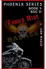 Ford's Rise: Party time with Fords, Brothers, Alpha-Bits and Alexia (Badass Security Council (BSC) Book 11) Kindle Edition