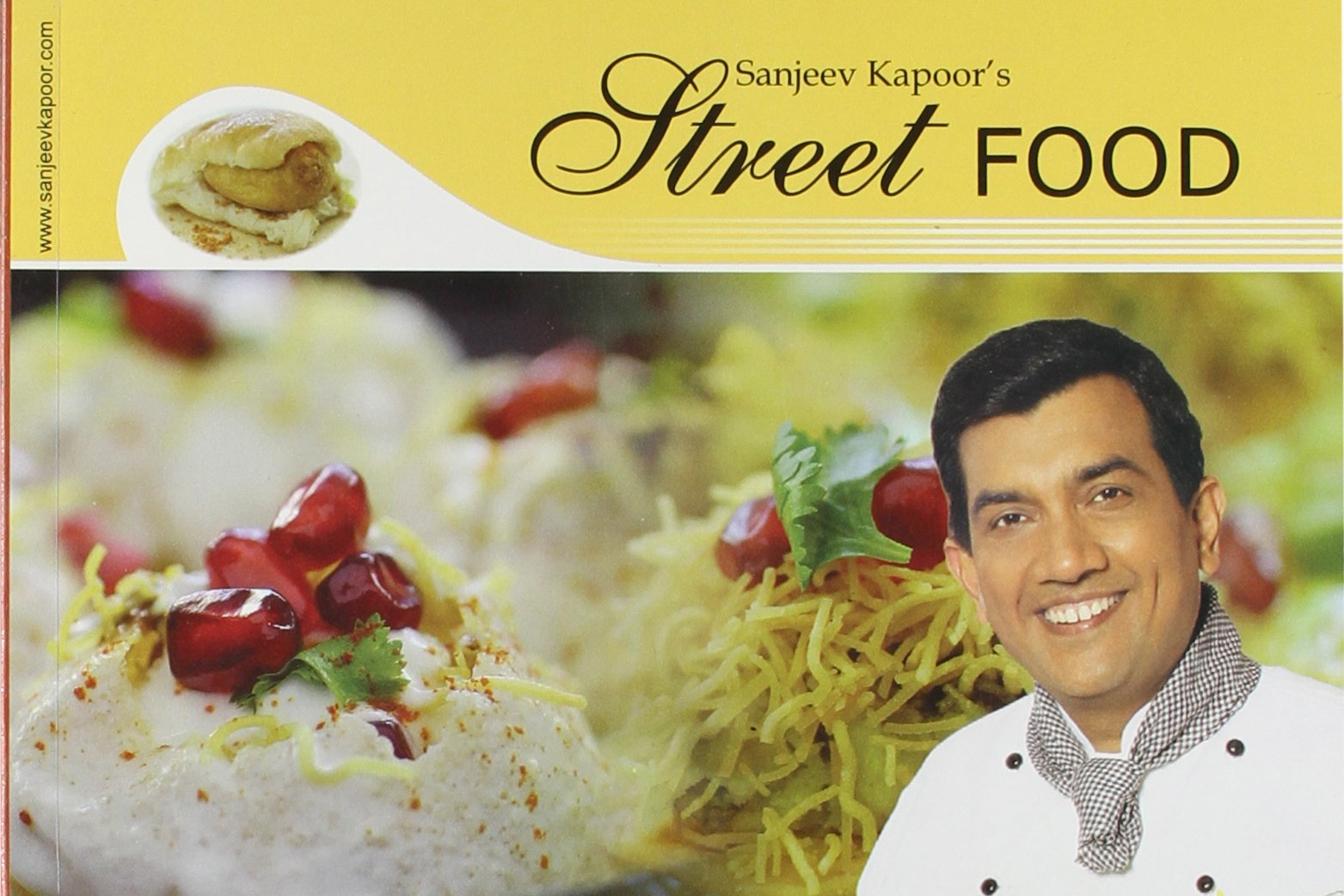 Sanjeev kapoors street food sanjeev kapoor 9788179913604 amazon sanjeev kapoors street food sanjeev kapoor 9788179913604 amazon books forumfinder Gallery
