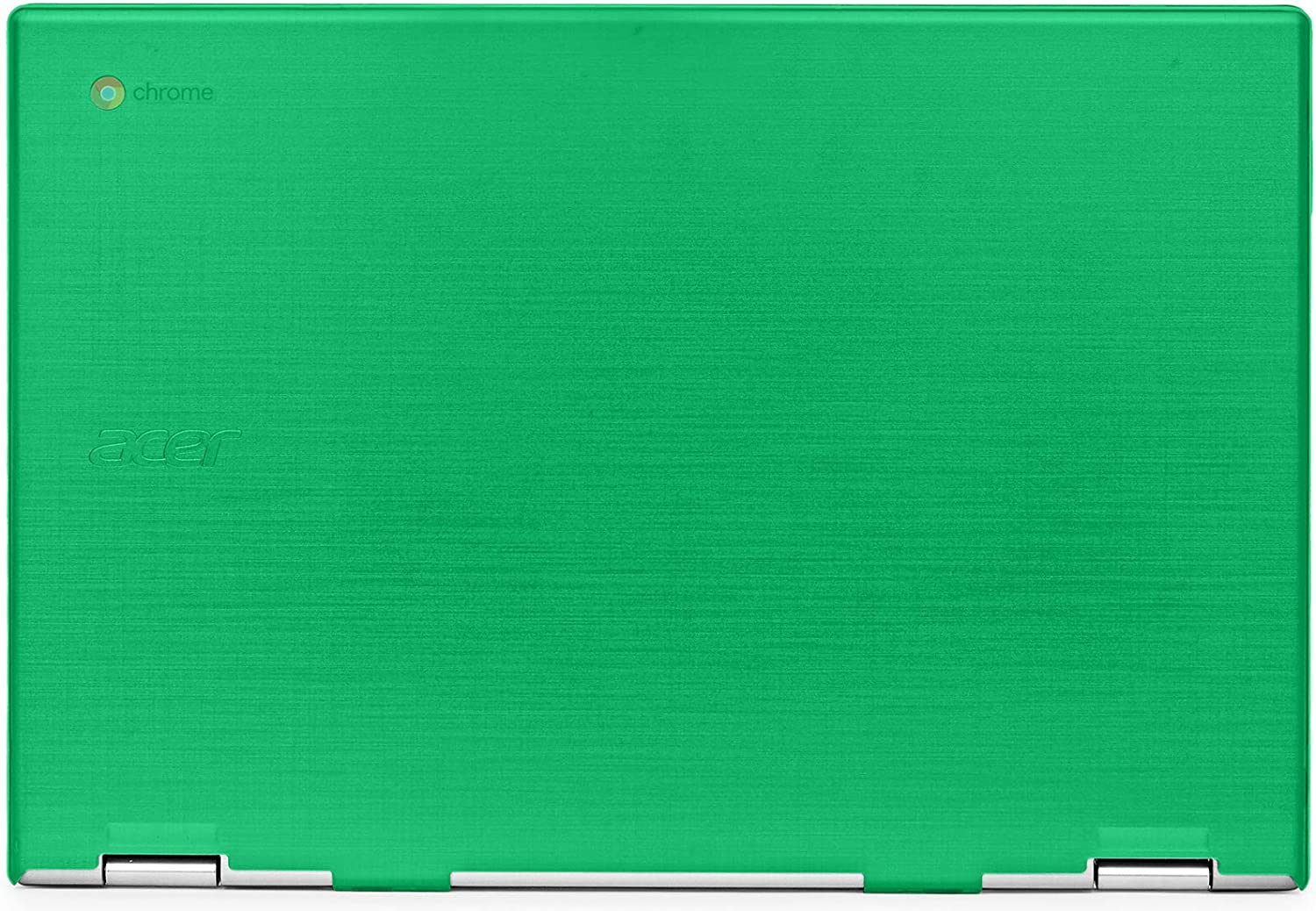 "mCover Hard Shell Case for 2019 15.6"" Acer Chromebook 15 CB315 Series (NOT Compatible with Older Acer chromebook C910 / CB5-971 / CB3-531 / CB515, etc) Laptop Computer (AC15-CB315-Green)"