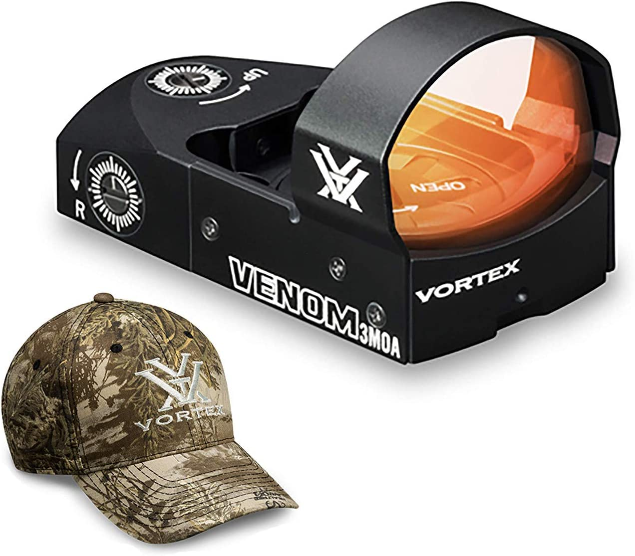 3. Vortex Optics Venom Red Dot Sight
