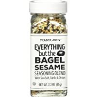 Trader Joe's Everything But The Bagel Sesame Seasoning Blend With Sea Salt, Garlic & Onion, 2.3 oz (65g)