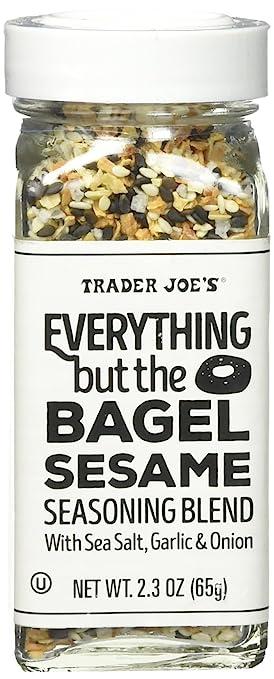 Trader Joe's, à l'exception du mélange d'assaisonnement Bagel et sésame, 2,3 oz