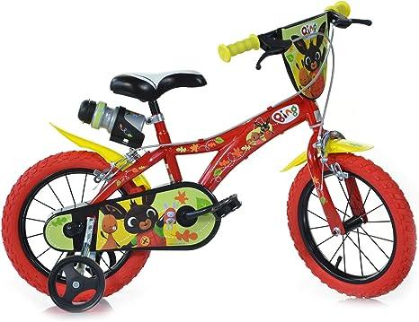 Giordanoshop - Bicicleta Infantil Dino Bikes, 14 Pulgadas, Bing ...