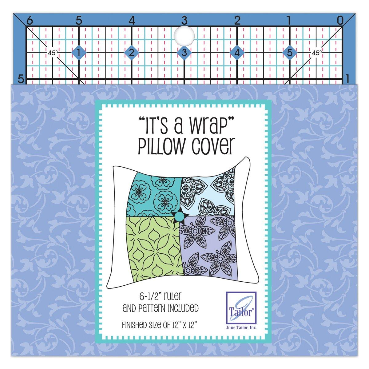 June Tailor It's a Wrap Pillow Cover Kit