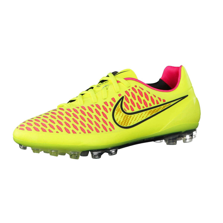 Amazon.com: Nike Magista Opus AG Men's Soccer Cleats Yellow ...